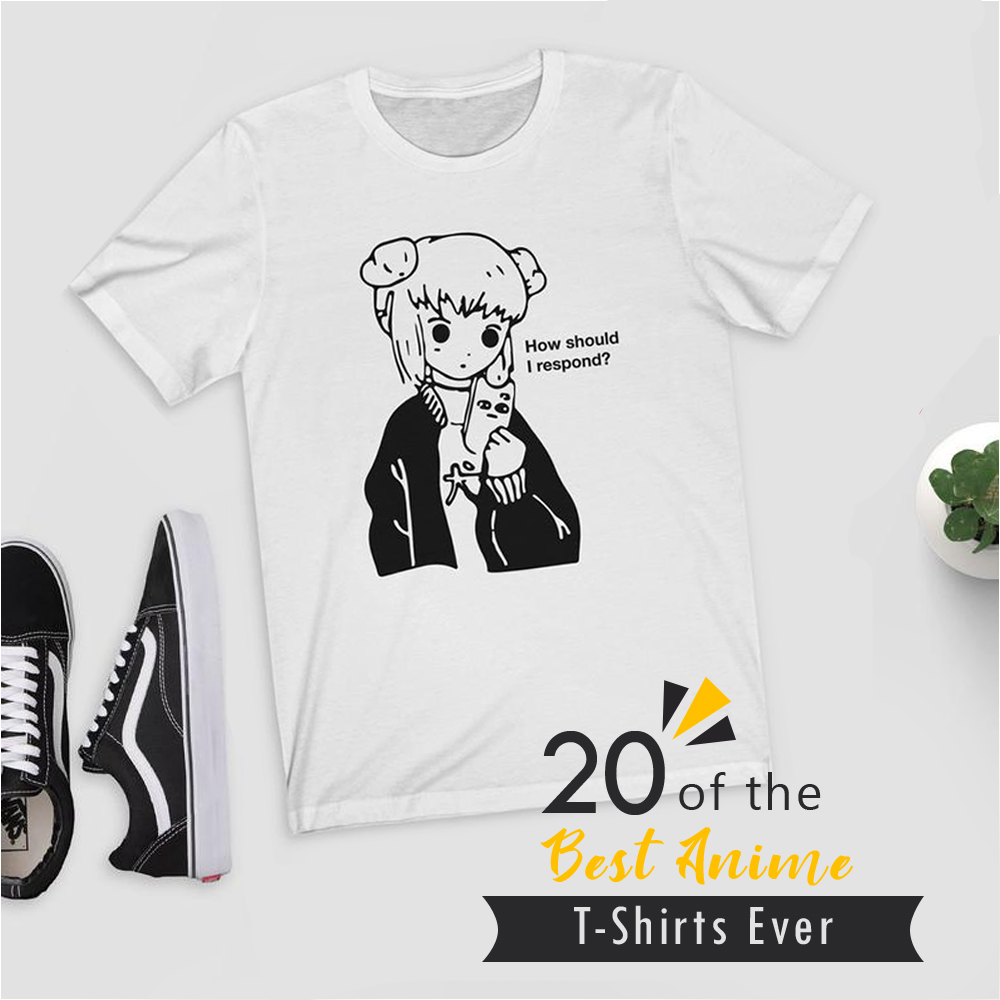 Classic Anime T-Shirts That Will Not Go Out of Style