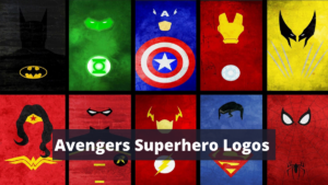 Avengers Superhero Logos That Are As Super As It Can Get
