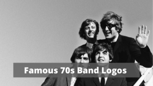 Famous 70s Band Logos That Exude Timeless Class