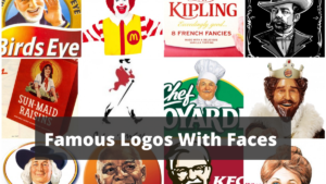 6 Famous Logos With Faces That Show Us What Creativity Is!